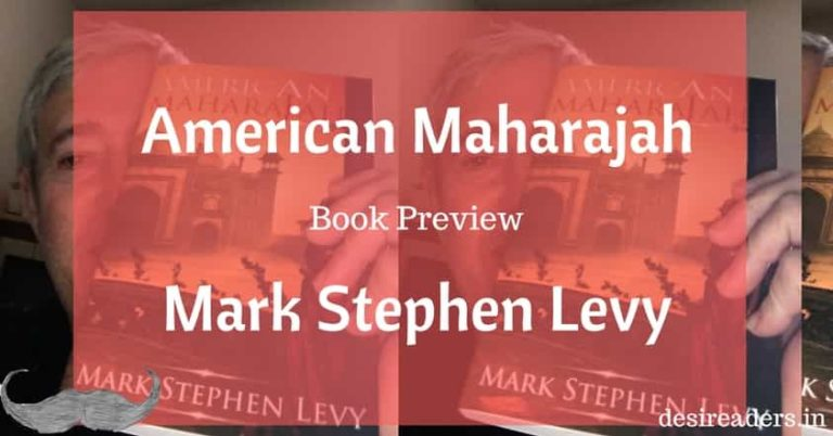 American Maharajah – hot new release you must read – book preview
